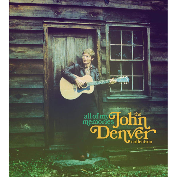 JOHN DENVER - ALL OF MY MEMORIES - BOXSET