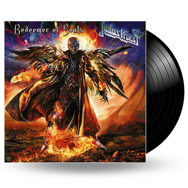 JUDAS PRIEST - REDEEMER OF SOULS - 2LP