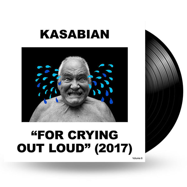 KASABIAN - FOR CRYING OUT LOUD - LP