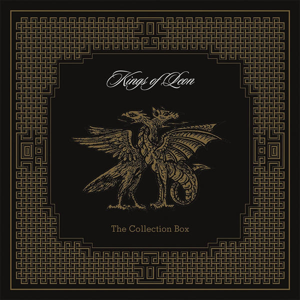 KINGS OF LEON - THE COLLECTION BOX - BOXSET