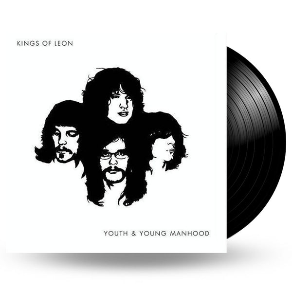 KINGS OF LEON - YOUTH AND YOUNG MANHOOD - 2LP