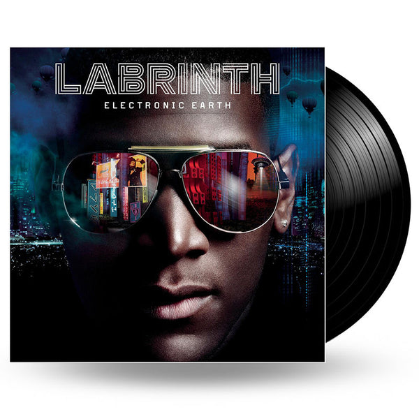 LABRINTH - ELECTRONIC EARTH - 2LP