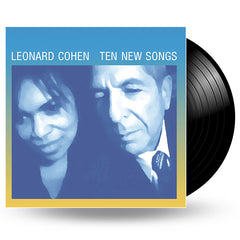 LEONARD COHEN - TEN NEW SONGS - LP