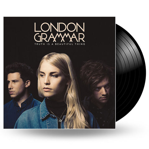 LONDON GRAMMAR - TRUTH IS A BEAUTIFUL THING - LP