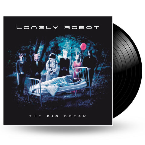 LONELY ROBOT - THE BIG DREAM - 2LP