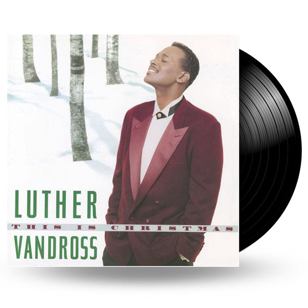 Luther Vandross Christmas Album.Luther Vandross This Is Christmas Lp We Are Vinyl Uk