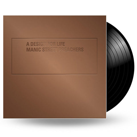 MANIC STREET PREACHERS - A DESIGN FOR LIFE - 12""