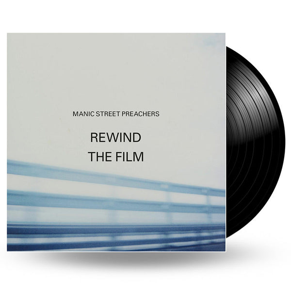 MANIC STREET PREACHERS - REWIND THE FILM - LP