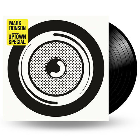 MARK RONSON - UPTOWN SPECIAL - LP