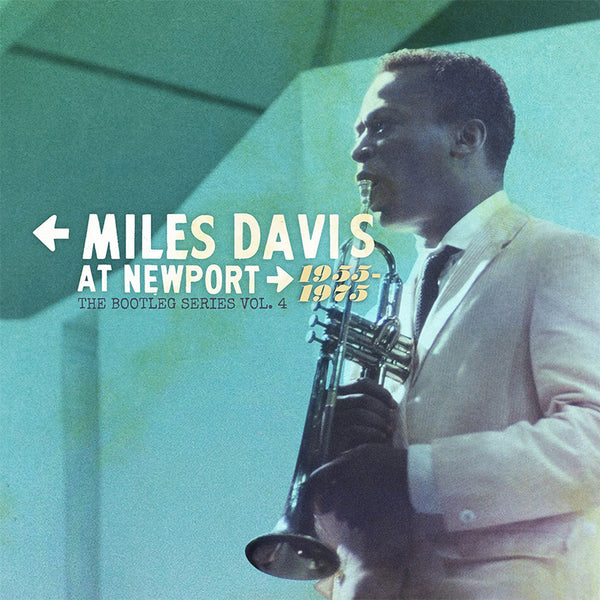 MILES DAVIS - MILES DAVIS AT NEWPORT: 1955-1975: THE BOOTLEG SERIES VOL. 4 - BOXSET