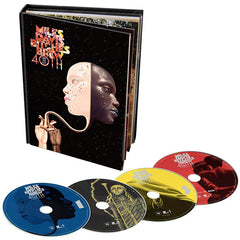 MILES DAVIS - BITCHES BREW: 40TH ANNIVERSARY COLLECTOR'S EDITION - BOXSET