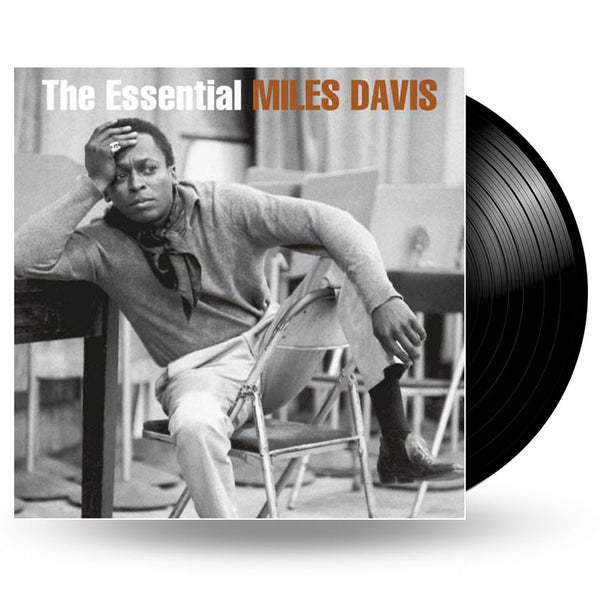 MILES DAVIS - THE ESSENTIAL MILES DAVIS- 2LP
