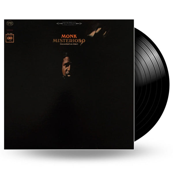 THELONIOUS MONK - MISTERIOSO (RECORDED ON TOUR) - LP