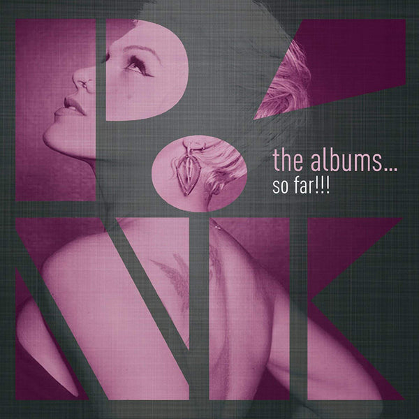 P!NK - THE ALBUMS...SO FAR!!! - BOXSET