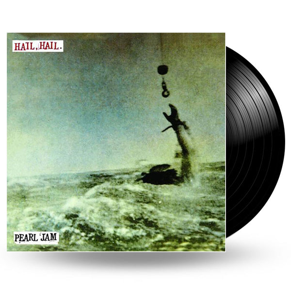 PEARL JAM - HAIL HAIL / BLACK, RED, YELLOW - 7""