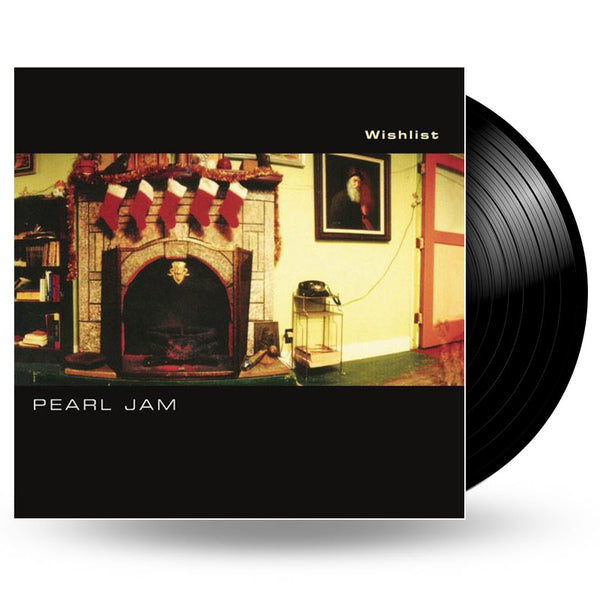 PEARL JAM - WISHLIST / U & BRAIN OF J (LIVE) - 7""