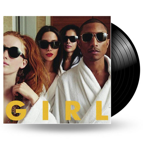 PHARRELL WILLIAMS - G I R L - LP