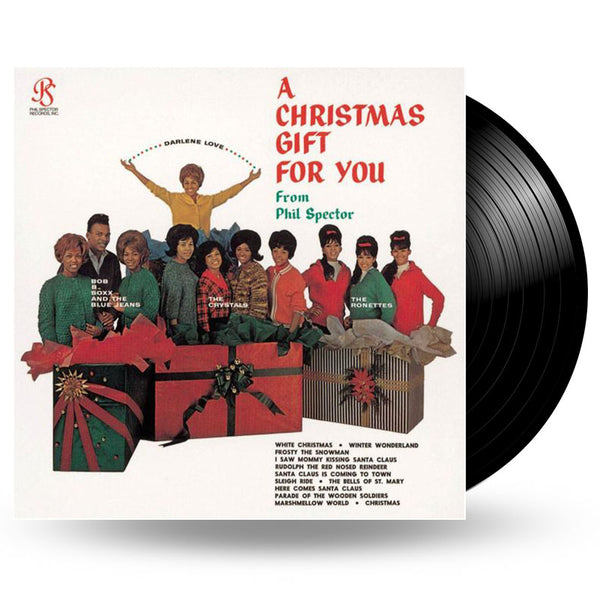 A Christmas Gift For You From Phil Spector.Phil Spector A Christmas Gift For You From Phil Spector Lp Pop We Are Vinyl Uk