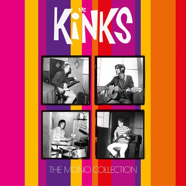 THE KINKS - THE MONO COLLECTION - BOXSET