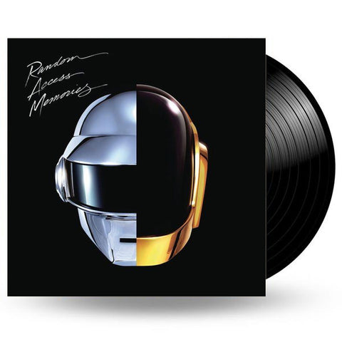 DAFT PUNK - RANDOM ACCESS MEMORIES - LP
