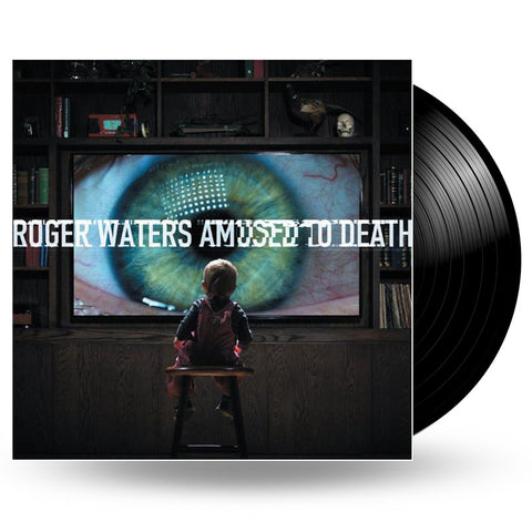 ROGER WATERS - AMUSED TO DEATH - LP