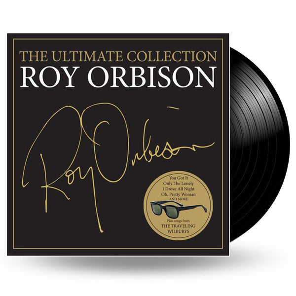 Roy Orbison - The Ultimate Collection - LP
