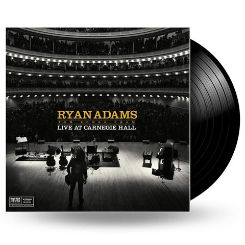 RYAN ADAMS - TEN SONGS FROM LIVE AT CARNEGIE HALL - LP