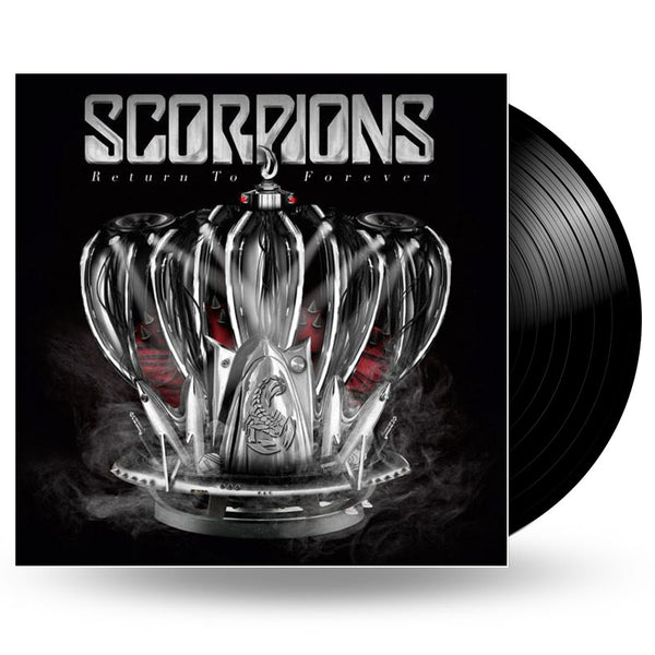 SCORPIONS - RETURN TO FOREVER - 2LP