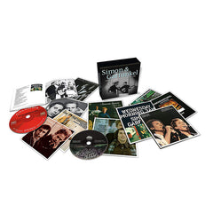 SIMON & GARFUNKEL - THE COMPLETE ALBUMS COLLECTION - BOXSET