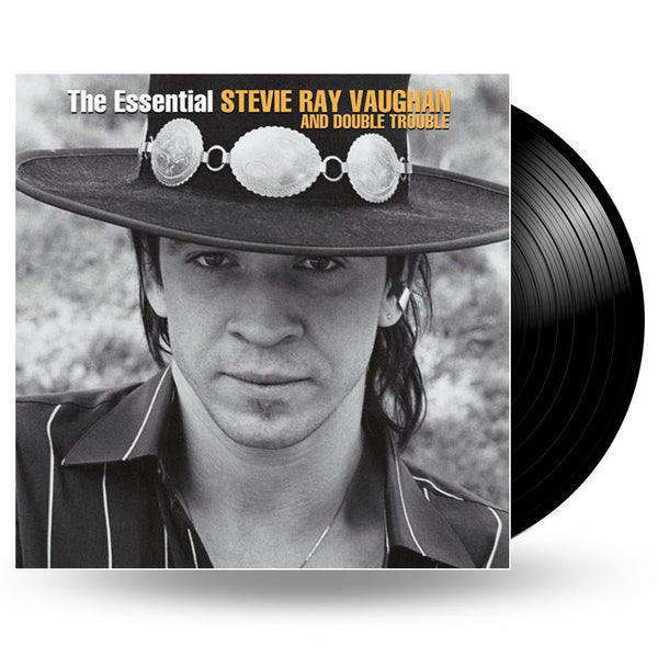 STEVIE RAY VAUGHAN & DOUBLE TROUBLE - THE ESSENTIAL STEVIE RAY VAUGHAN AND DOUBLE TROUBLE - 2LP