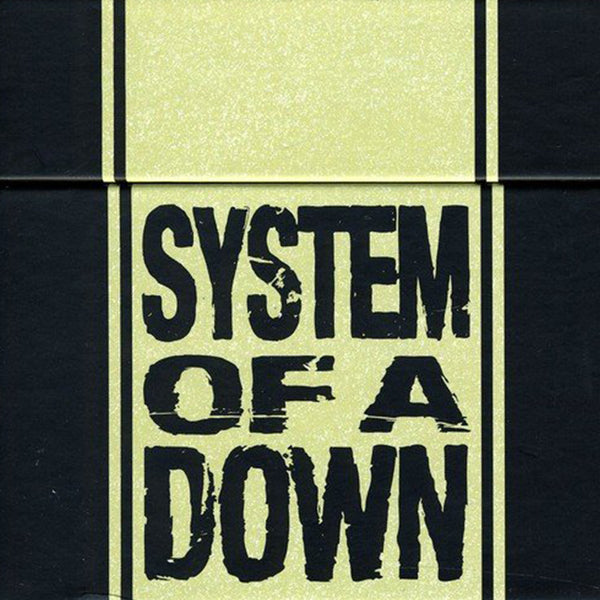 SYSTEM OF A DOWN - SYSTEM OF A DOWN (ALBUM BUNDLE) - BOXSET