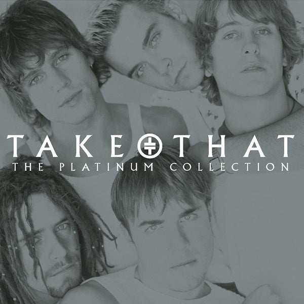 TAKE THAT - THE PLATINUM COLLECTION - BOXSET