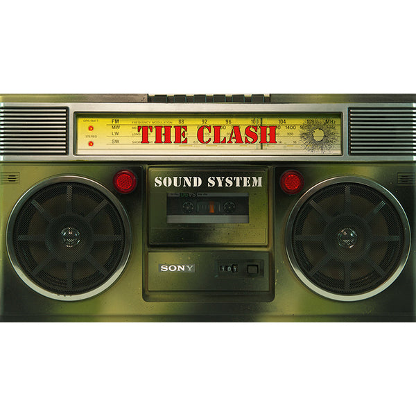 THECLASH - SOUND SYSTEM - BOXSET
