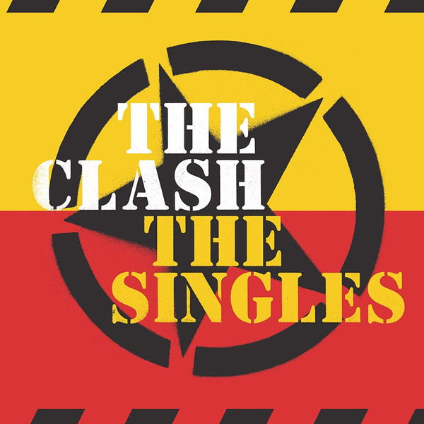 THE CLASH - THE SINGLES BOX SET - BS