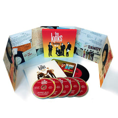 THE KINKS - THE ANTHOLOGY 1964 - 1971 - BOXSET