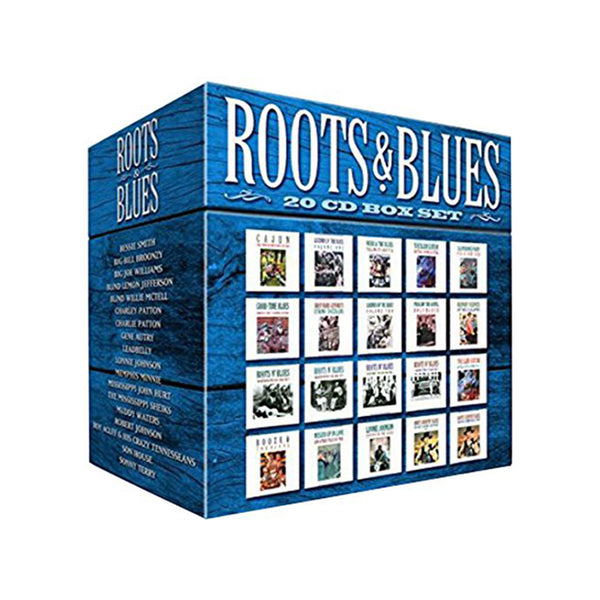 VARIOUS - THE PERFECT ROOTS & BLUES COLLECTION - BOXSET