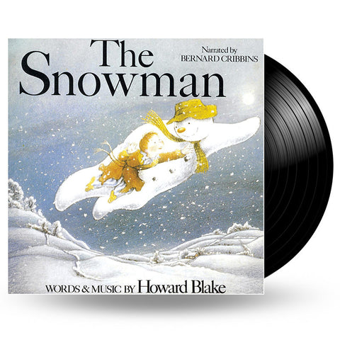 HOWARD BLAKE - THE SNOWMAN - 2LP