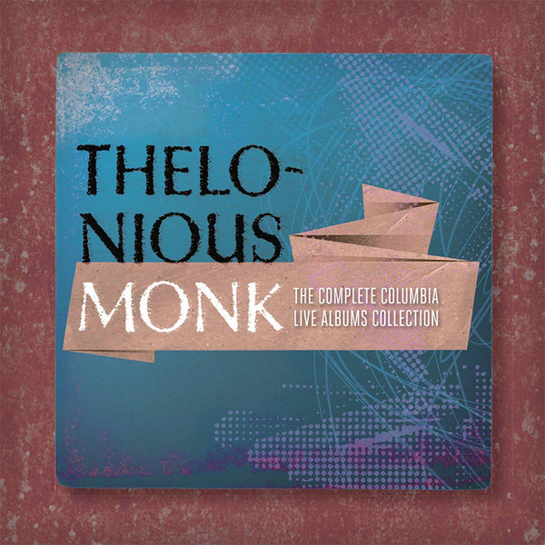 THELONIOUS MONK - THE COMPLETE COLUMBIA LIVE ALBUMS COLLECTION - BOXSET
