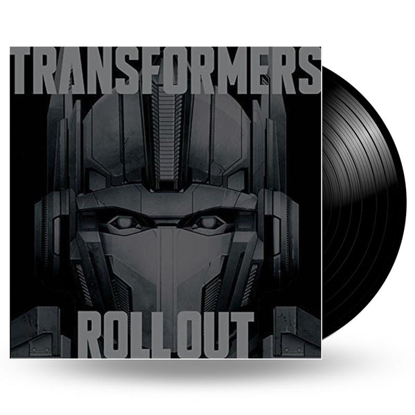 VARIOUS - TRANSFORMERS ROLL OUT - LP