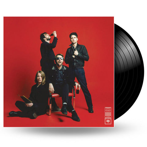 THE VACCINES - ENGLISH GRAFFITI (DELUXE) - LP