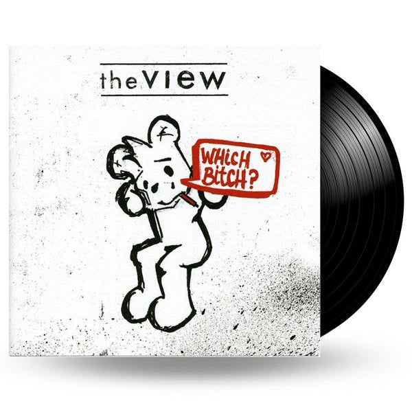 THE VIEW - WHICH BITCH? - LP