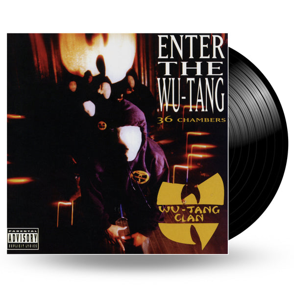 WU-TANG CLAN - ENTER THE WU-TANG CLAN (36 CHAMBERS) - LP