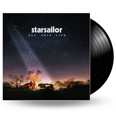 STARSAILOR - ALL THIS LIFE - LP