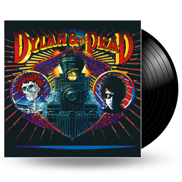 BOB DYLAN & THE GRATEFUL DEAD - DYLAN & THE DEAD - LP