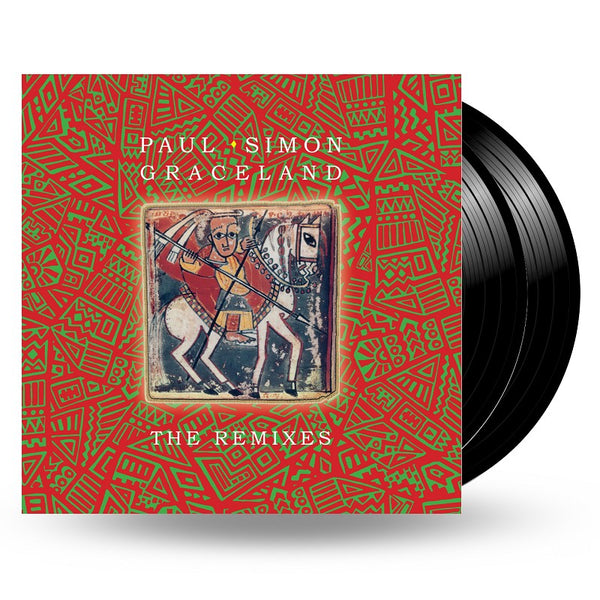 PAUL SIMON - GRACELAND: THE REMIXES - 2LP