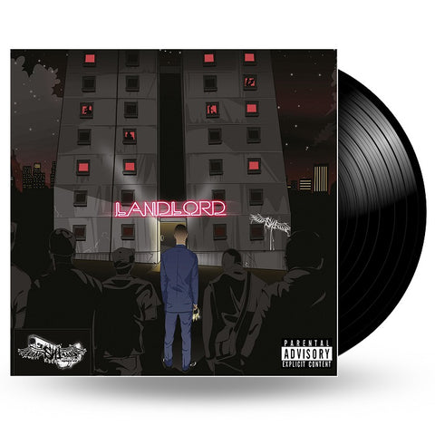 GIGGS - LANDLORD - 2LP