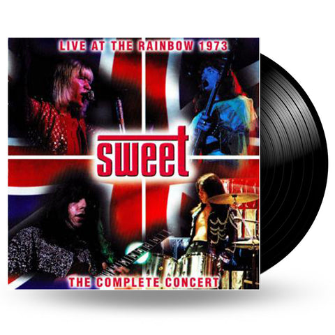 SWEET - LIVE AT THE RAINBOW - 2LP