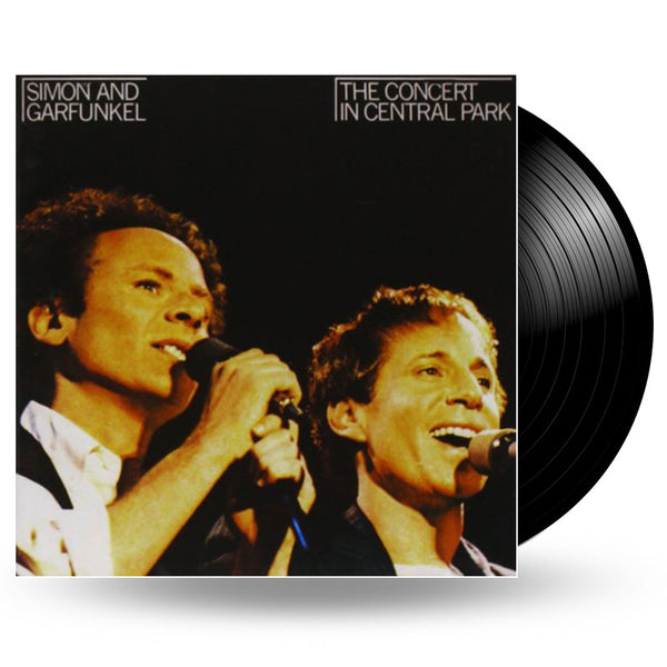 SIMON & GARFUNKEL - THE CONCERT IN CENTRAL PARK (LIVE) - 2LP