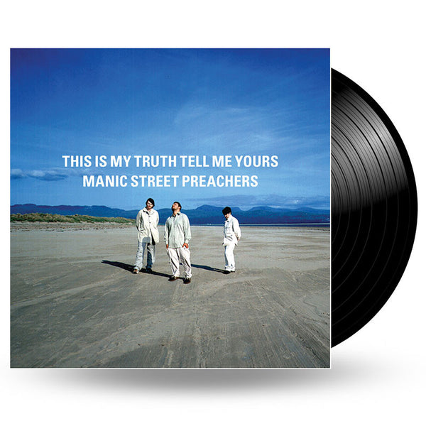 MANIC STREET PREACHERS - THIS IS MY TRUTH TELL ME YOURS - LP