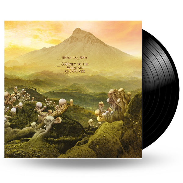 BINKER AND MOSES - JOURNEY TO THE MOUNTAIN OF FOREVER - 2LP
